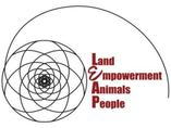 LEAP (Land Empowerment Animals People) logo